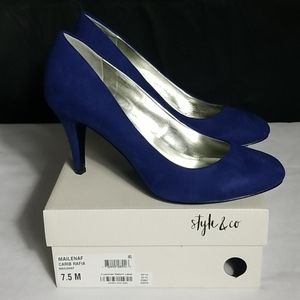 Style & CO Pumps